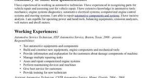 Automotive Resume Samples by Auto Body Mechanic Resume Template Auto Mechanic Resume Templates