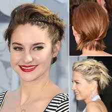 ways to style chin length hair how to do updos for short hair and bobs popsugar beauty australia