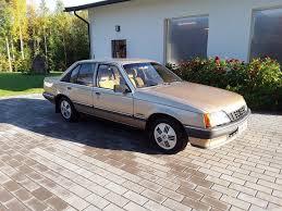 opel rekord 1980 opel rekord 2 0e berlina 4d sedan 1984 used vehicle nettiauto