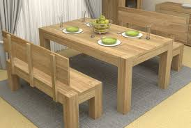 oak funky retro oak dining table seats hampshire furniture rustic