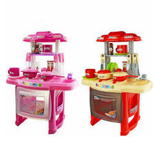 Childrens Kitchen Table by Compare Prices On Girls Toy Kitchen Set Online Shopping Buy Low