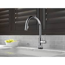 delta touch kitchen faucet ideas u0026 tips awesome delta touch faucet with tile backsplash and