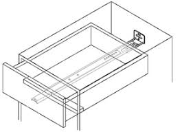 kitchen cabinet drawer guides drawer slide buying guide kitchensource com