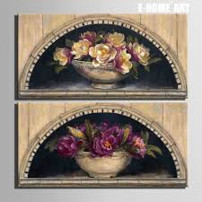 Home Decoration Painting by Online Get Cheap Painting Bowl Aliexpress Com Alibaba Group