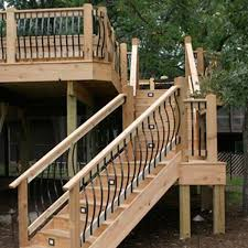 vienna series bow balusters by fortress the deck store online