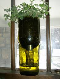 Wine Bottle Planters by 9 Best 1 5 L Wine Bottle Self Watering Planters Images On