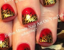 32 leopard print nail designs nails in pics