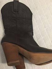 womens brown cowboy boots size 9 womens miranda lambert bling cowboy boots us size 9 1942 ebay