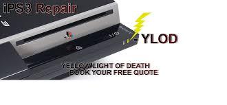 ps3 yellow light of death fix ylod yellow light of death fix the yellow light of death ps3