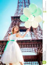 Beautiful Eiffel Tower by Beautiful In Paris With Eiffel Tower On Background In A