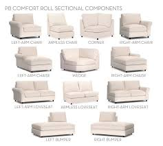Build Your Sofa Build Your Own Box Edge Pb Comfort Roll Arm Upholstered