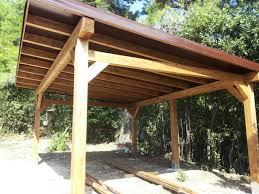 tettoia autoportante arredamento per giardino caltec hobby legno castelfidardo