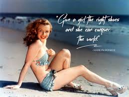 marilyn monroe popularly attributed misquotes