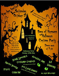 halloween costume party sons of hermann hall acoustic