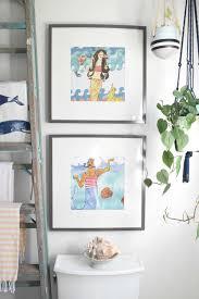 bathroom artwork ideas creative wall ideas to reflect your personal style city farmhouse