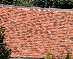 Flat Tile Roof Terracotta Tile Roof Flat Search Roofing Pinterest