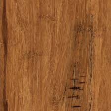Handscraped Laminate Flooring Home Depot Hazelnut Bamboo Flooring Wood Flooring The Home Depot