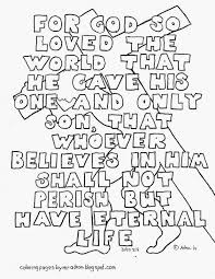john 3 16 coloring page see more at my blog http