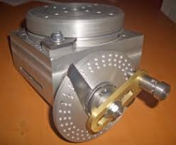 making a rotary table rotary table homemade rotary table machined from cast aluminum and