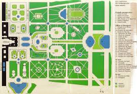 map of chateau de versailles paris digest