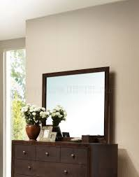 ii bedroom 19560 5pc set in espresso by acme w options