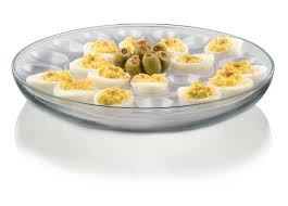 cheap deviled egg tray how to make the most amazing deviled eggs jen around the world