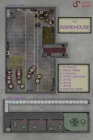 97 best shadowrun floorplans u0026 maps images on pinterest