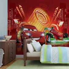 boy s room disney wall murals homewallmurals co uk lightning mcqueen cars wall murals