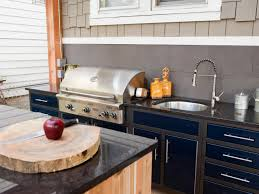 Outdoor Kitchen Faucets Kitchen Amazing Kitchen Crashers Rustic Outdoor Kitchen With