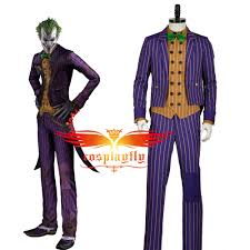 Online Get Cheap Scary Joker Costume Aliexpress Com Alibaba Group