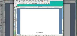 term paper title page how to create a title page for your research paper in ms word