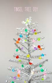 tinsel tree book and activity advent day 8 tinsel trees diy and how the