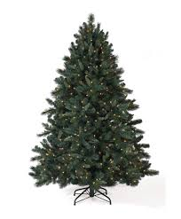 10 ft pre lit tree decor