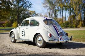 volkswagen beetle classic herbie the love bug rides yet again wsj