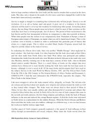 literature essay topics Free Essays and Papers
