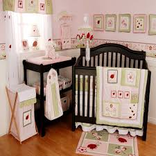 Bedding Sets For Nursery by Baby Girl Crib Bedding Sets Choosing Between Cradle And Crib