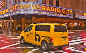 nissan nv200 taxi new york u0027s nieuwe taxi ondergaat laatste evaluatie carblogger