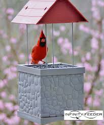 clear plastic window bird feeder wild bird feeder by infinity feeders for patio backyard home