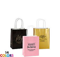 personalized favor bags personalized favor bags boxes personalized happy birthday