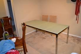 the joys of craigslist and the deceit of ikea warfieldfamily here you can see the table in our dining