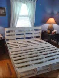 Bed Frame Made From Pallets 23 Really Fascinating Diy Pallet Bed Designs That Everyone Should