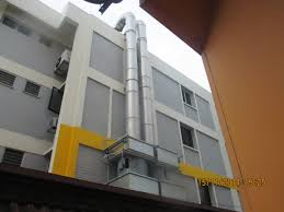Kitchen Exhaust & Ventilation System Singapore WCT Systems