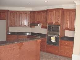 kitchen simple clean wood kitchen cabinets artistic color decor