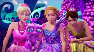 barbie secret door 2014 bluray 720p 600mb 300mb
