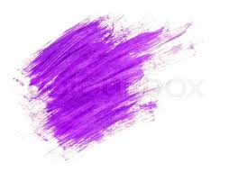 purple paint lilac acrylic paint brush strokes stock photo colourbox