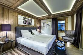 double master bedroom chalet nanuq courchevel 1850 u2022 alpine guru