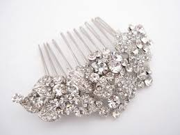 wedding hair combs wedding hair accessories rhinestone bridal comb bridal hair