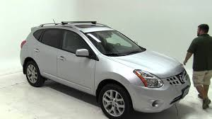 black nissan rogue 2012 rhino rack roof rack installation 2011 nissan rogue youtube