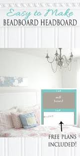 Twin Headboard Plans by Ana White Build A Twin Bed Beadboard Headboard Free And Easy