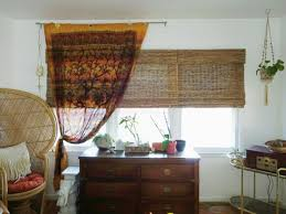 dining room window treatment layered window coverings a